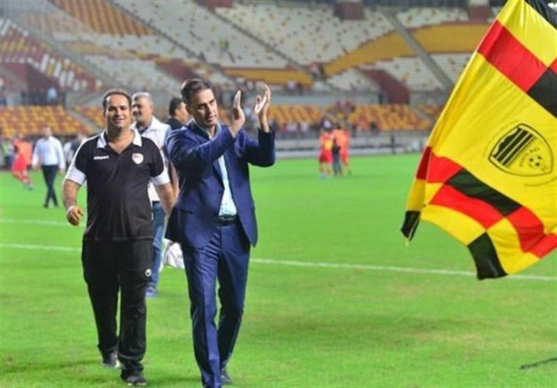 آذری: گوشت قربانی نیستیم؛قرار به لجبازی باشد به تیم امید بازیکن نمی دهیم، مجمع فوق العاده فدراسیون فوتبال باید برگزار گردد