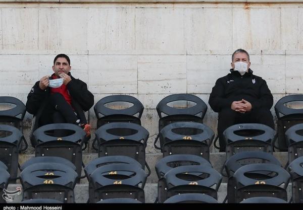 حاشیه دیدار استقلال - سایپا، حضور اسکوچیچ و هاشمیان و اقدام جالب برای میناوند و انصاریان